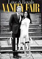 MEGHAN MARKLE PRINCE HARRY Love & Royals, They Do, Vanity Fair (NEW)
