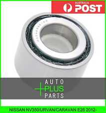 Fits NISSAN NV350/URVAN/CARAVAN E26 2012- - Rear Wheel Bearing 45x90x51x54