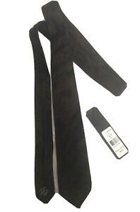 Brand New With Tags Marc By Marc Jacobs Tie Brown/black