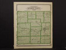 Kansas, Bourbon County Map, 1920, Q4#45