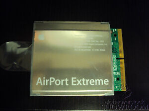 Used Working Apple Airport Extreme Wireless WiFi Card 603-3915