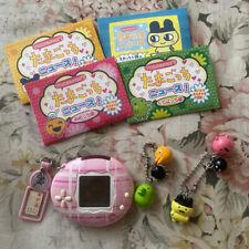 Bandai Tamagotchi School Version pink Japanese Unused 2006 Rare With 2 mascots