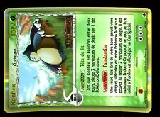 POKEMON ILE DRAGONS HOLO INV N°  10/101 RONFLEX