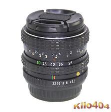 SMC Pentax M 28-50mm 1:3,5-4,5 * Analog + Digital * K Bajonett * KP * K-7 * K10D