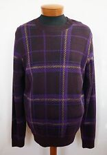 NWT Authentic DRIES VAN NOTEN Crewneck Wool Blend Sweater S Belgium