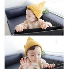 Bébé Naissance Enfant Fille Garçon Bonnet Chapeau Casquette Crochet  Tricotage NF 17b34073111