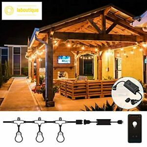 Outdoor Dimmer Smart Wifi Plug-in Light Dimmer Switch LED String Alexa IP44