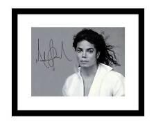 Michael Jackson 8x10 Signed Photo Print Autographed Thriller Pop Artist Music