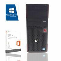 Fujitsu Esprimo P910 E90+ Intel Core i7-3770 4x 3,40GHz 8GB RAM 256GB SSD DVD-RW