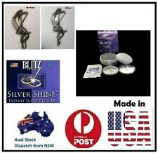 Stirling Silver Jewelry Cleaner Dip Remove Tarnish Fast Non Toxic  made in USA