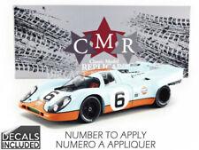 CMR - 1/18 - PORSCHE 917 K GULF - 1000 KM BRANDS HATCH 1971 - CMR131_6