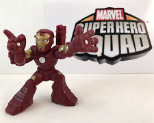 Iron Man 2 Marvel SuperHero Squad Iron Man Mark III from Armor Evolutions 3-Pack