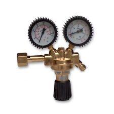 Argon/Co2 Gas Bottle Cylinder MIG pressure regulator welder reductor twin gauge