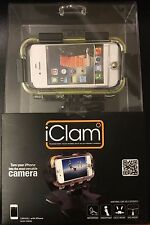 iClam Waterproof Cell Phone Case for iPhone 5/5S Fujita Xtreme Bike Chest Mount
