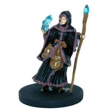 D&D Miniatures MONSTER MENAGERIE II - #021 Human Wizard *UC*