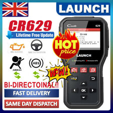LAUNCH CR629 Active OBD2 Auto Diagnostic Tool Scanner Code Reader ABS Airbag SRS