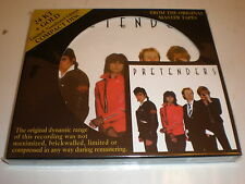 The Pretenders CD Pretenders  24 KT GOLD LIMITED