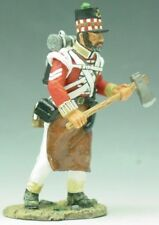 KING & COUNTRY THE AGE OF NAPOLEON NA030 BRITISH 71ST HIGHLANDER PIONEER MIB