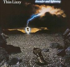 Thunder and Lightning by Thin Lizzy (CD, May-1990, Warner Bros.)