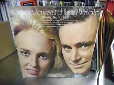 George Jones/Tammy Wynette Me and The First lady vinyl LP 1972 Epic Records VG+