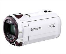 NEW Panasonic HC-VX990M-W 64GB 4K Video Camera White Japan Domestic Version