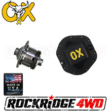 OX Locker DANA 44 Jeep Wrangler JK NON RUBICON 35 SPLINE w/ Differential Cover