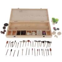 Sanding Grinding Polishing Tool Kit for Rotary Tool DIY Making Polisher