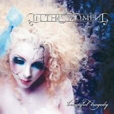 """IN THIS MOMENT """"BEAUTIFUL TRAGEDY"""" CD NEUWARE"""