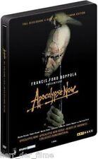 APOCALYPSE NOW + REDUX (Full Disclosure) 4 DVDs, Steelbook NEU+OVP