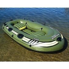 Solstice Outdoorsman 9000 4 person Fishing Boat