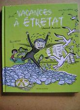 Livre Vacances à Etretat 6 ans et plus  /Z24