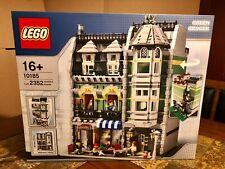 LEGO GREEN GROCER 10185 MODULAR SERIES NEW SEALED RARE!