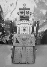 ROBERT ROBOT clipping STARRY ROBOT two B&W photos Hong Kong toys 1980s sci-fi