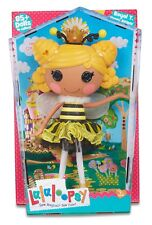 Lalaloopsy Large T Honey Stripes Ages 4+ New Toy Pretend Play Girls Comb Fashion