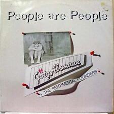 "Gotz Alsmann Sentimental Pounders - People Are People 12"" Mint- 881 862 1 Vinyl"
