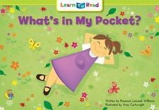 What's in My Pocket? (Learn to Read, Read to Learn: Science)