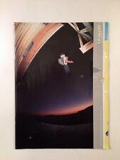 Vintage 2001 BURTON Snowboard Catalog