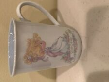 "Precious Moments Collection ""Dorothy"" Porcelain Mug by Samuel J. Butcher -1989"
