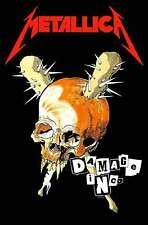 Metallica Poster Damage Inc Band Logo new Official Textile flag 70cm x 106cm
