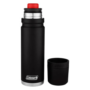 Coleman 700ml 1200ml 3Sixty Pour Stainless Steel Thermal Bottle