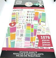NURSE STICKER BOOK PLANNER 1078 STICKERS SCRAPBOOKING CRAFTS Me & My Big Ideas