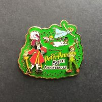 DL - Peter Pan 50th Anniversary 3D Limited Edition 1500 Disney Pin 18986