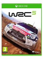 WRC 5 (Xbox One)  XBOX One Game Brand New & Sealed FREE P&P