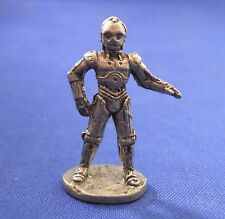 Monopoly Star Wars Classic Trilogy Edition C3PO Replacement Part Game Token 1997