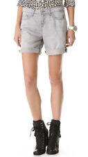 J Brand Womens Nash 1060G013 Short Relaxed Cirrus Grey Size 25W
