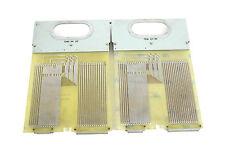 2x Elektronik Bauteil original DDR Leiterplatte RFT Adapterplatte Steuerung