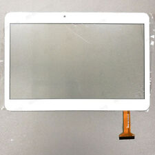 """10.1"""" INCH REPLACEMENT TOUCH SCREEN DIGITIZER FOR EXCELVAN MT 10 10B WHITE"""