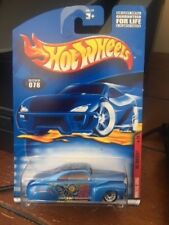 2001 Hot Wheels Monster Series Tail Dragger #78