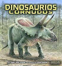 Dinosaurios Cornudos = Horned Dinosaurs (Meet the Dinosaurs) (Spanish Edition)