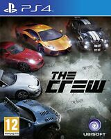 The CREW PS4 - MINT - Super FAST & QUICK Delivery FREE